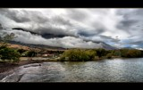 Clouds rolling down . .  by LynEve, Photography->Landscape gallery