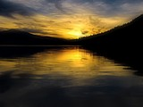 Golden Murtle Lake Sunset by d_spin_9, Photography->Sunset/Rise gallery