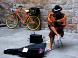 The Spanish guitar player.. by 89037, Photography->People gallery