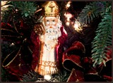St. Nicholas Ornament by trixxie17, holidays->christmas gallery