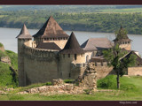 Khotin fortress by KarolinaNik, Photography->Castles/ruins gallery