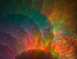 Rainbow Lava by jswgpb, Abstract->Fractal gallery