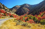 Blacksmith Fork Canyon, Utah by nmsmith, photography->mountains gallery