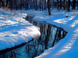 And a Quiet Snowfall Came! by marilynjane, Photography->Landscape gallery