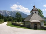 Chapel in Julian Alps by Ferg, Photography->Places of worship gallery