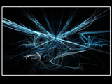 Blue Phoenix by bcbird, Abstract->Fractal gallery