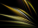 Golden Palm by jswgpb, Abstract->Fractal gallery