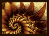 Autumnal Dream by Beesknees, Abstract->Fractal gallery