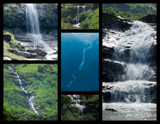 Waterfalls from Lohagad by jpk40, Photography->Waterfalls gallery