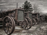 Tired Iron by pastureyes, photography->manipulation gallery