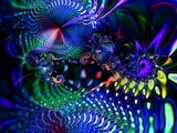 Visualisation by vamoura, Abstract->Fractal gallery