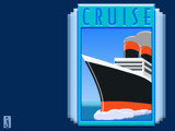Art Deco - Cruise by Jhihmoac, illustrations->digital gallery