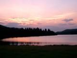 Lake sunset by rambo1, Photography->Sunset/Rise gallery
