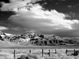 Dragon Ridge in Shades of Gray by DesertDenizen, Photography->Mountains gallery