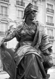 Musée d'Orsay Terrace by philcUK, Photography->Sculpture gallery
