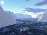 Arctic Wanderer by tadurham, Computer->Landscape gallery