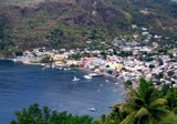 CIty of Soufriere, Capitol of St Lucia by m0rnstar, Photography->Landscape gallery
