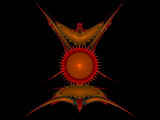 Children of the Sun by Hottrockin, Abstract->Fractal gallery