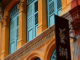 Singapore Shutters 2 by charlescurtis, Photography->Architecture gallery