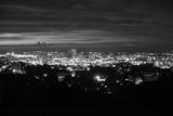 Birmingham Night B&W by smithw14, photography->city gallery