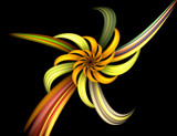 An Easter Flower by jswgpb, Abstract->Fractal gallery