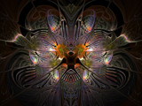 Brightness In The Dark by Joanie, Abstract->Fractal gallery