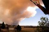 Victorian Bushfire 1 by Steb, Photography->Landscape gallery
