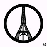"""Que la Paix a Paris!"" by Jhihmoac, illustrations->digital gallery"