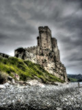 Castrum (HDR) by Ed1958, photography->castles/ruins gallery