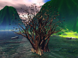 The Tree of Sorrow by DixieNormus, Contests->Dreams gallery