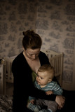 Mother and son by Blabarspaj, photography->people gallery
