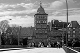 Burgtor in Luebeck by Ramad, contests->b/w challenge gallery