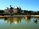 the castle of Vaux Le Vicomte - France by 89037, photography->castles/ruins gallery