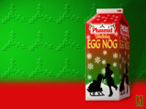 Holiday Nog by Jhihmoac, Illustrations->Digital gallery