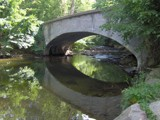 The Nobles Swimming Hole Bridge by rhinebeck, photography->bridges gallery
