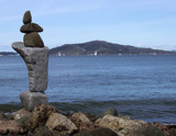 Rock Sculpture by reese, photography->shorelines gallery
