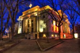 Prescott Courthouse - Christmas Lights by inaz, Holidays->Christmas gallery