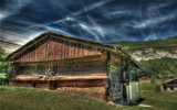 Farmer's HDR [9] - Farmer's House by boremachine, Photography->Manipulation gallery