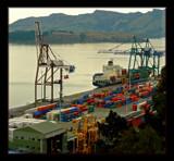 Lyttelton Port of Christchurch by LynEve, photography->transportation gallery
