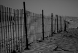 Beach Fence by Jimbobedsel, photography->general gallery