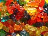 More Jelly Bears by psychoticpickle, Photography->Food/Drink gallery