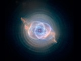 Cat's Eye Nebula by Crusader, space gallery
