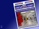 Artopolis Times - Teachers' Strike by Jhihmoac, Illustrations->Digital gallery