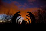 Rainton meadows sculpture by Leahcim_62, photography->sculpture gallery