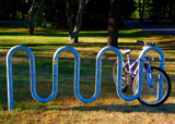 loopy bicycle stand by solita17, Photography->General gallery