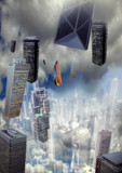 City in the Sky by trumpeteer17, computer gallery