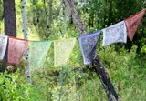 Tibetan Prayer Flags -1 by BrandyAdams77, Photography->Places of worship gallery