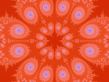 Orange Spiral by pakalou94, Abstract->Fractal gallery