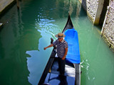 Gondolier 3 by Rokh, Photography->People gallery