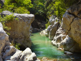 Acheron river by tiganitos, photography->water gallery